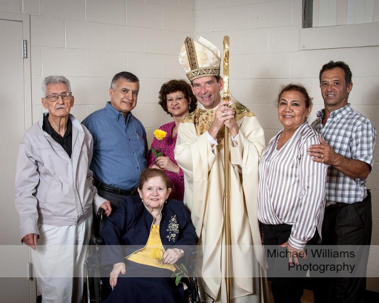 catholic event photography