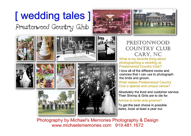 prestonwood country club weddings