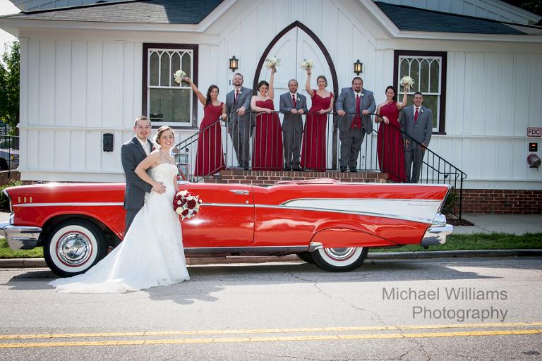 all saints chapel weddings