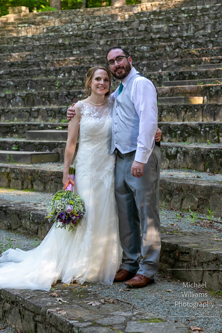forest theater weddings